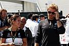 Rosberg dice que nada salió conforme al plan