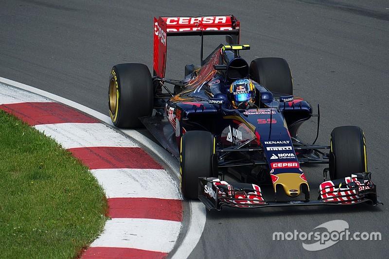 Sainz espera la carrera más dura de la temporada