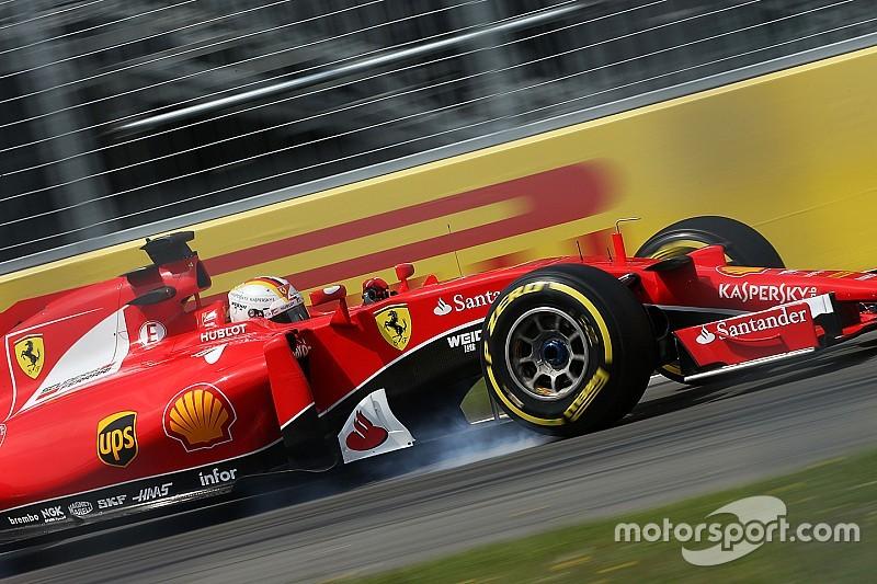 Mercedes s'interroge sur les performances de Ferrari à Montréal