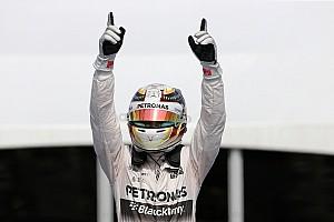 F1 Reporte de la carrera Hamilton llega a 37 victorias
