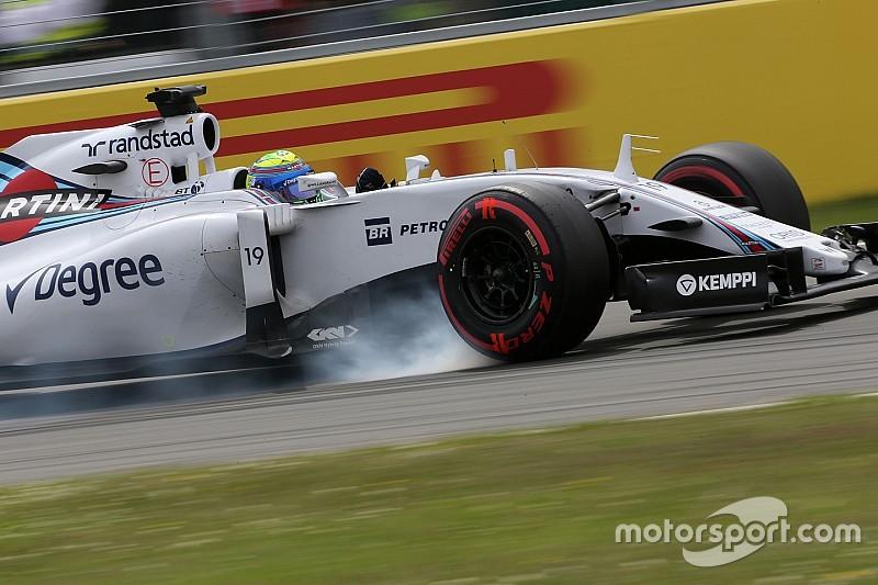 Williams fait de la deuxième place son nouvel objectif!