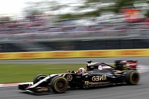 Formule 1 Actualités Grosjean reconnaît ses torts dans l'accrochage avec Stevens