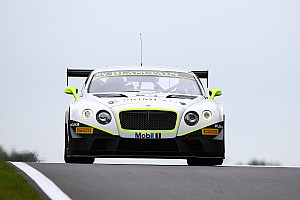Blancpain Sprint Race report First podium for Bentley in Blancpain Sprint Series
