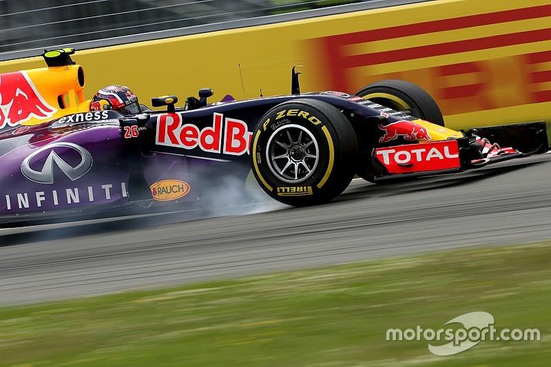 """Red Bull veut des courses de F1 """"à fond"""", sans économie d'essence"""