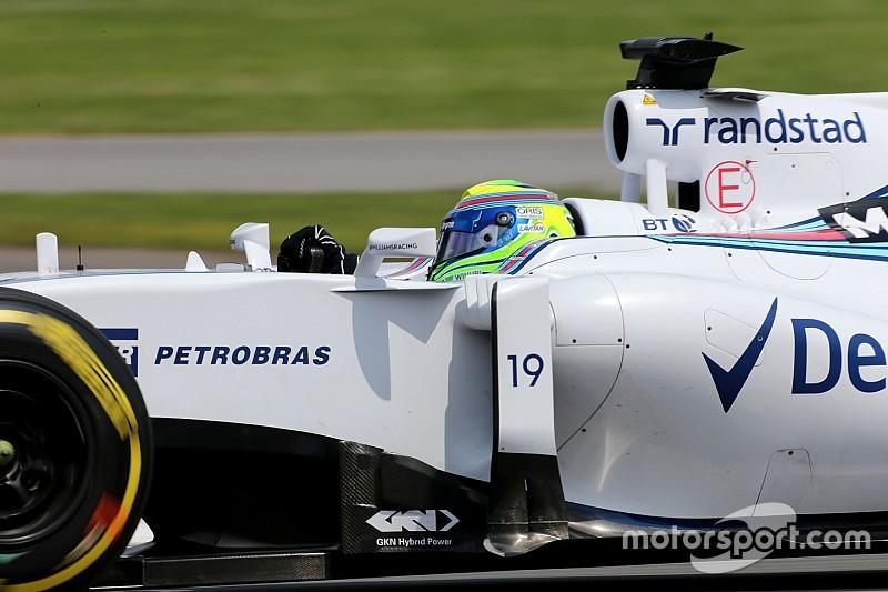 Para Massa, Williams pode passar Ferrari nas próximas provas
