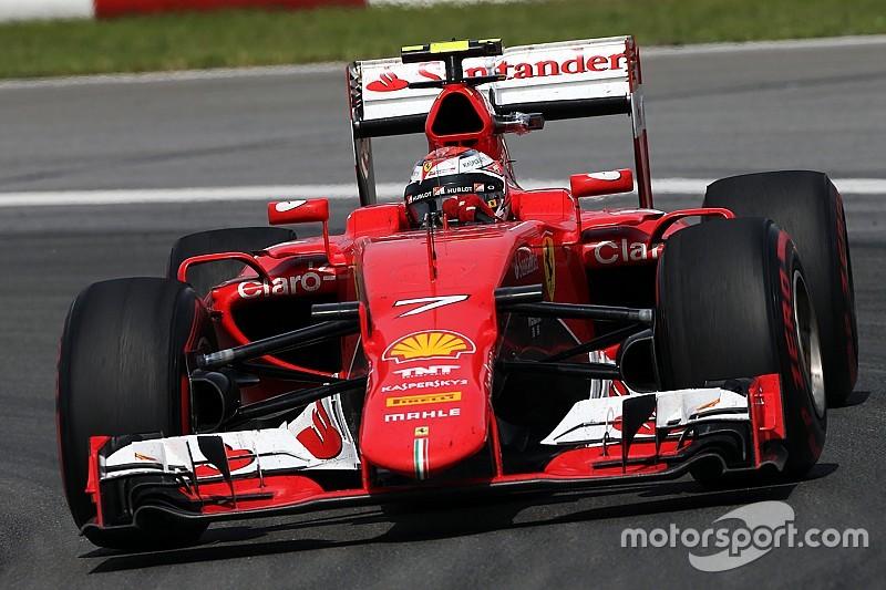 Ferrari ne cherche pas de remplaçant à Räikkönen