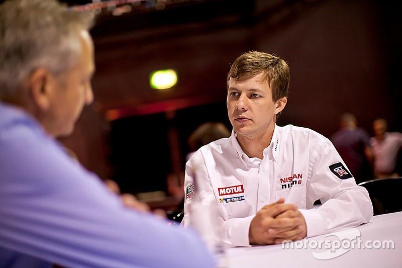 Шульжицкий вернётся в гонки GT