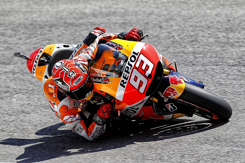 Marc Márquez annonce des nouveautés chez Honda