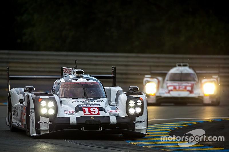 Гонщики восхищены новой техникой класса LMP1