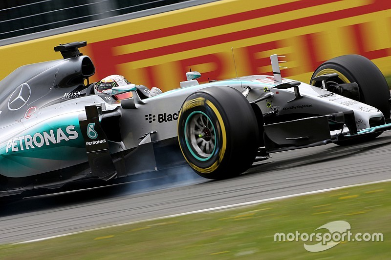 Technical analysis: Mercedes adds another aero surprise