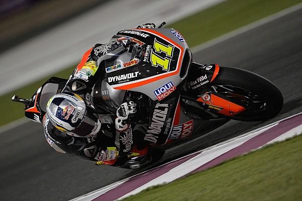 Moto2: Melhor do dia, Cortese supera Zarco por apenas 0.017s