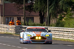 Le Mans Qualifying report Young driver AMR qualifies fifth at Le Mans