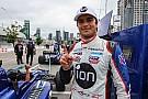 Piquet Jr takes pole in Toronto