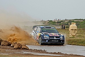 WRC Crónica de Carrera Ogier toma el liderato en Cerdeña