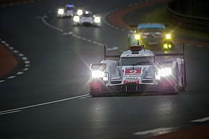 24 heures du Mans Résumé de course H+8 - Deux Audi et deux Porsche dans un mouchoir
