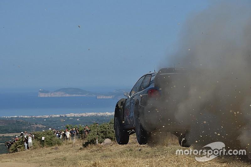 Championnat -  L'envol de Sébastien Ogier, le décollage de Hyundai