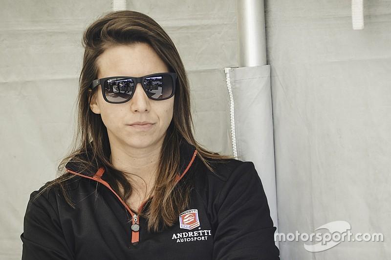Simona de Silvestro to run London ePrix for Andretti