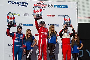 Indy Lights Race report Polesitter Pigot prevails in soggy Toronto