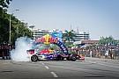 Ricciardo et Sainz en démonstration à Mexico avec Red Bull
