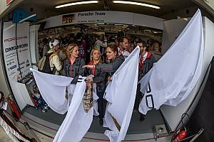 24 heures du Mans Contenu spécial Revivez l'épopée Porsche aux 24h du Mans 2015 en photos!