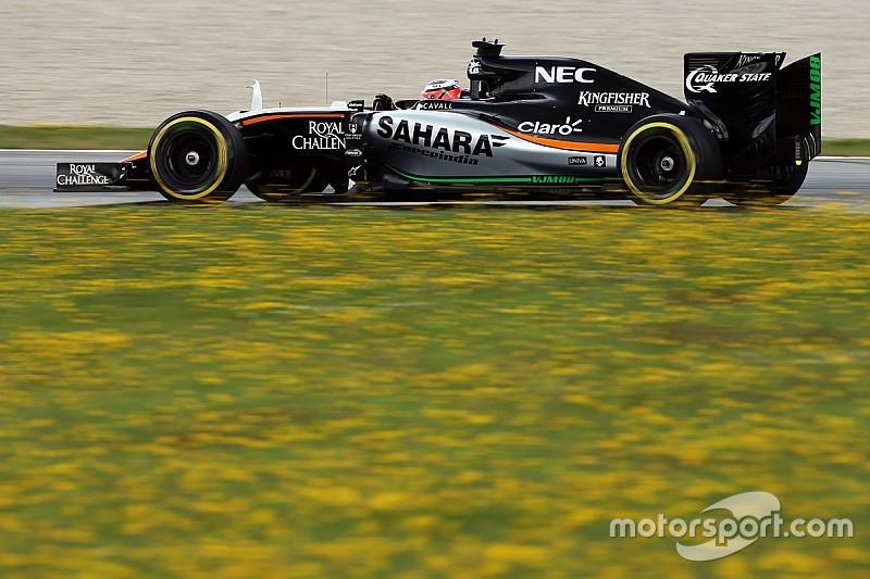 Force India détaille la nature de ses évolutions