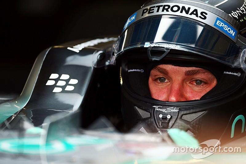 Rosberg - La hiérarchie est resserrée en Autriche