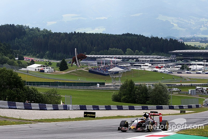 Sainz aime un Red Bull Ring