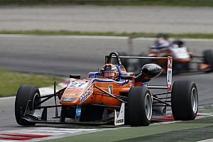 Ф3 Отчет о квалификации Йенсен начнет вторую гонку в Спа с поула