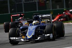 F1 Reporte de prácticas Sauber estuvo satisfecho con la sesión del viernes
