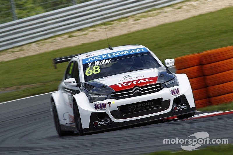 Qualifications - Nouvelle pole position pour Muller