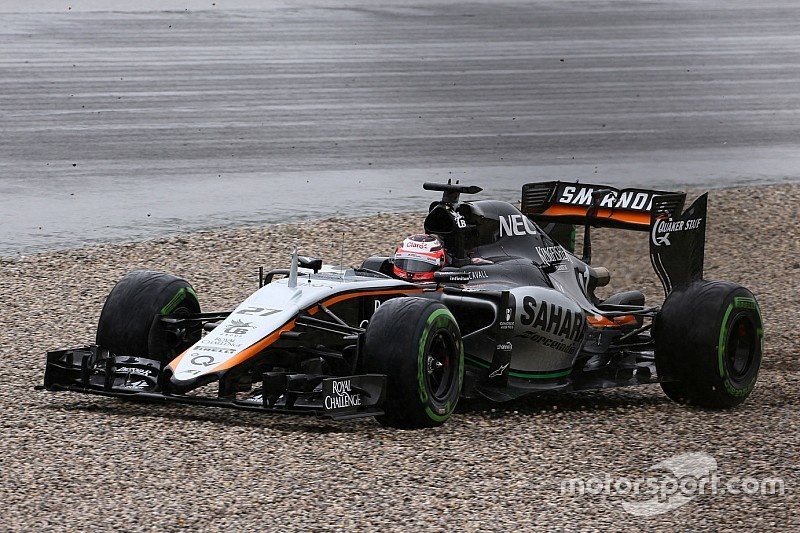 Austrian GP qualifying: Fifth place on the grid for Hulkenberg
