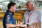 Хорнер: Red Bull не перейдет на моторы Ferrari