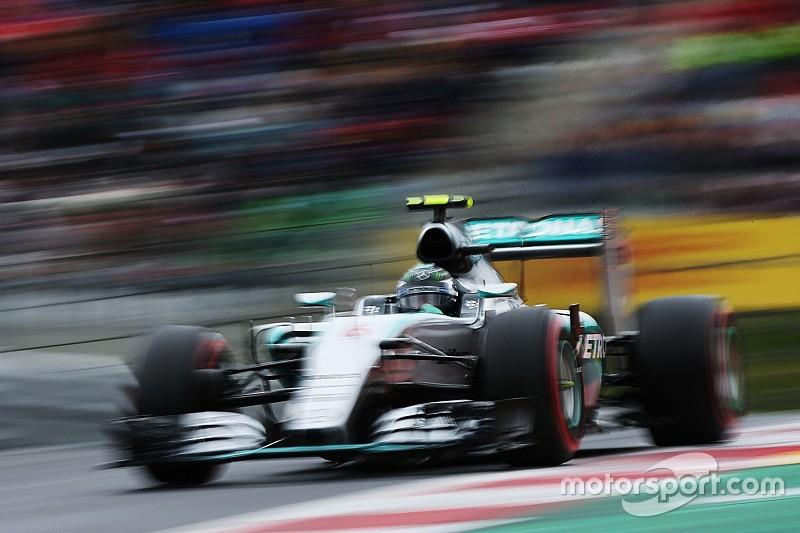 Course - Rosberg, tout en contrôle, relance son championnat