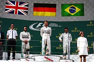 F1 Reporte de la carrera Nico Rosberg repite triunfo en Austria