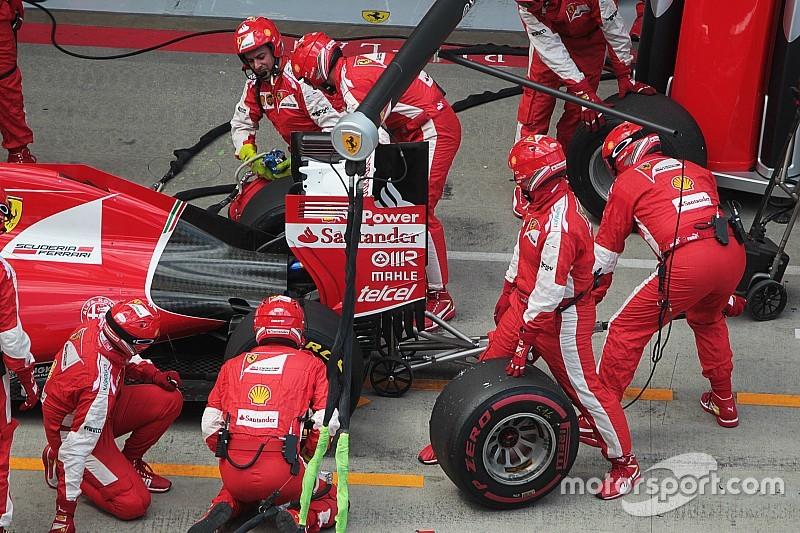Arrivabene não se conforma com erro nos pits de Vettel