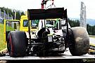 Les essais privés de McLaren perturbés par le crash d'Alonso