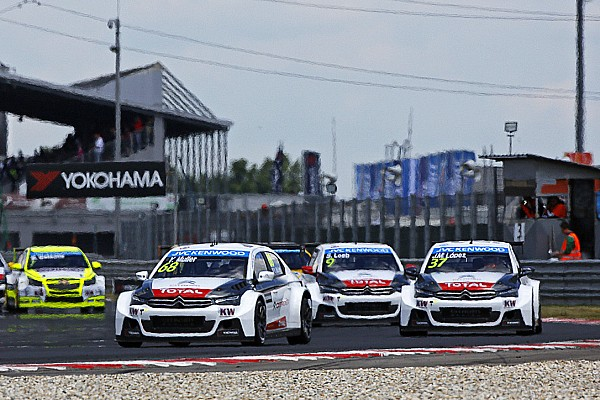 Fast French five set for home WTCC action