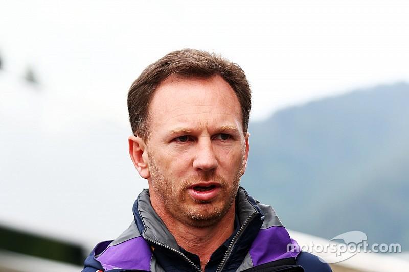 Хорнер опроверг слухи о своем уходе из Red Bull