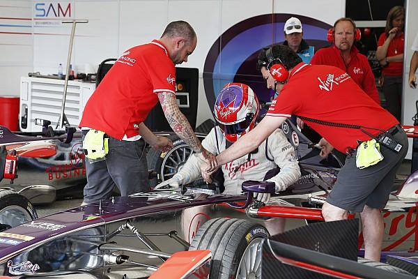 La FIA suspend la licence de Jaime Alguersuari
