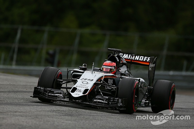 """Nova versão do carro da Force India é """"muito veloz"""" afirma Ocon"""