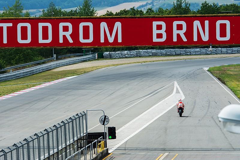 Brno suspend la vente des billets pour le GP MotoGP