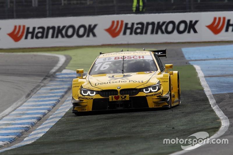 Avec le retour aux anciens pneus, BMW veut repartir du bon pied sur le Norisring