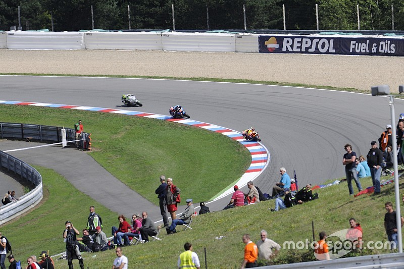 Эспелета: Мы не хотим потерять Гран При Чехии