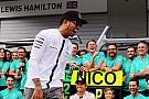 Silverstone es algo especial, dijo Hamilton