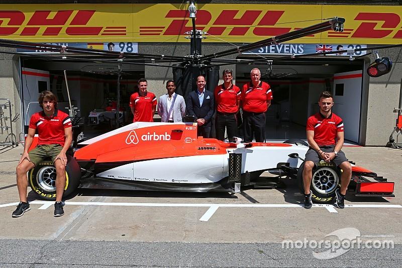 В Manor впервые с начала сезона подготовили обновления