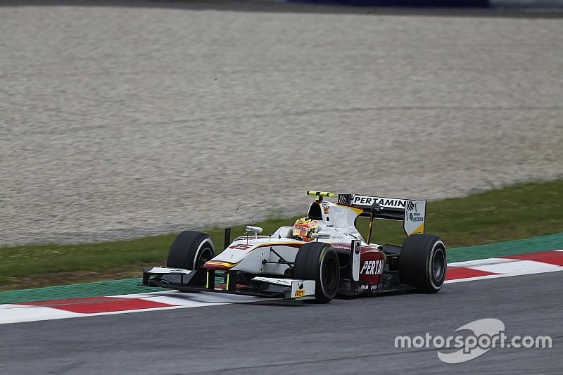Haryanto donne le ton à Silverstone