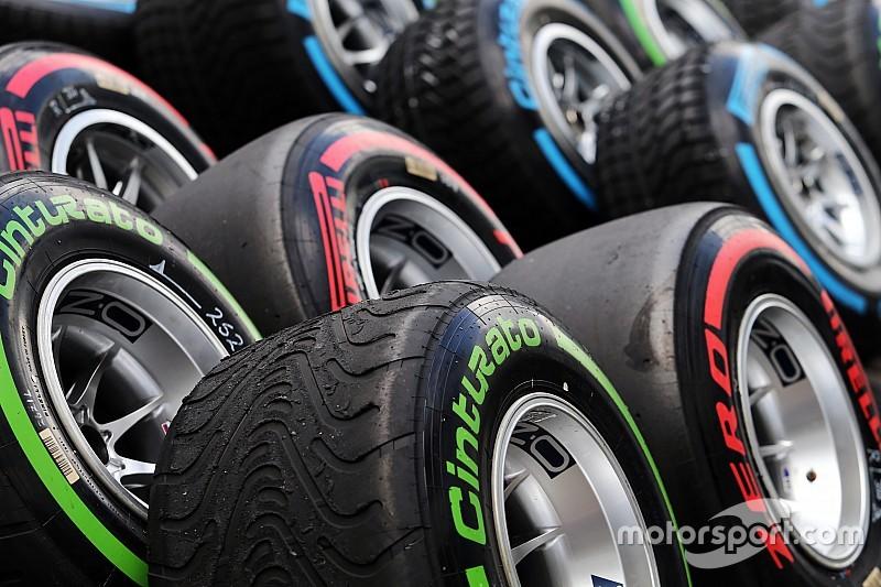 В Pirelli готовы разрешить свободный выбор шин в 2016 году