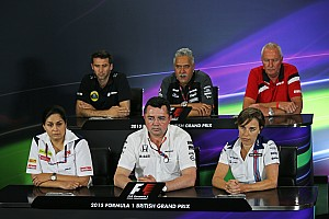 2015 British Grand Prix – Friday Press Conference