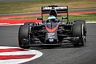 Alonso et McLaren échappent à une sanction sur la grille