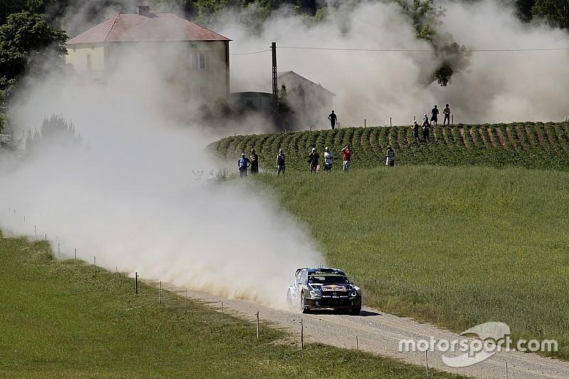 Rallye de Pologne - Le classement final